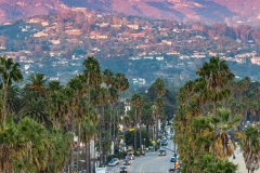 03-ANYE--Santa-Barbara-Downtown-Purple-Mountain-Castillo