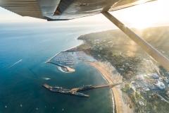 09-ANYE-Santa-Barbara-Harbor-Wharf-Aerial