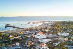 10-ANYE_Santa_Barbara_Aerial_Drone_Wharf_Pier_Harbor