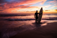 21-ANYE-Santa-Barbara-CA-ocean-surfer-sunset-wave