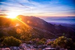 Gibraltar Sunrise