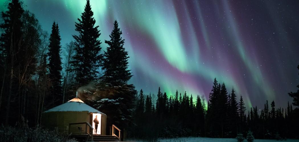 Chasing the Northern Lights | My First Alaska Trip - Alex